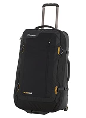 Berghaus Ultra 80 Litre Wheeled Luggage by Berghaus