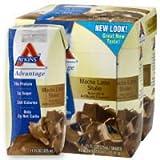 Atkins Advantage Shake Lc-Rtd Mocha Latte - 4Pk (11 Oz) - Liquid