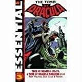 Essential Tomb of Dracula, Vol. 3 (Marvel Essentials) (0785115587) by Marv Wolfman