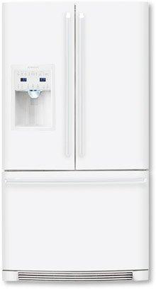Refrigerator French Door White