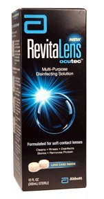 AMO Revitalens Ocutec Multi-purpose Disinfecting Solution 10 Oz