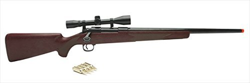 new-ray-66086-winchester-70-classic-playset-with-scope-pack-of-6-by-new-ray