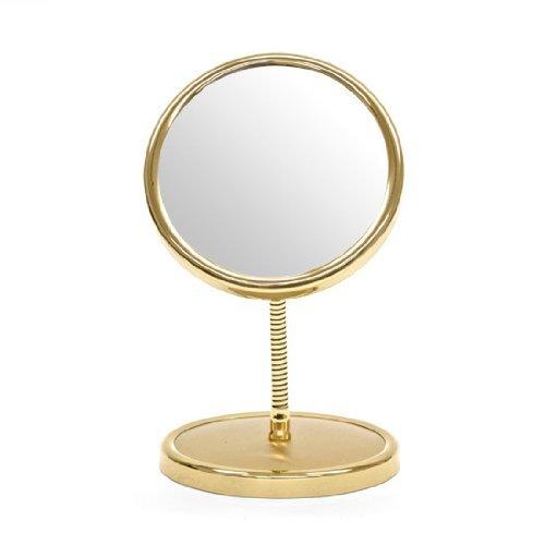 Frasco Swan Neck Travel Mirror, 6.25 in Rd