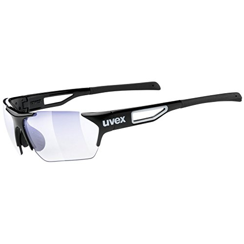 UVEX-Sportsonnenbrille-Sportstyle-202-Small-Race-VM-BlackLens-Variomatic-Litemirror-Blue-One-Size-5306462203