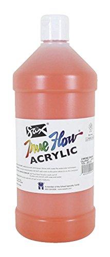 Sax True Flow Medium Bodied Acrylic Paint - Quart - Yellow