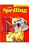 img - for SRA Spelling: Grade 2, Ball and Stick book / textbook / text book