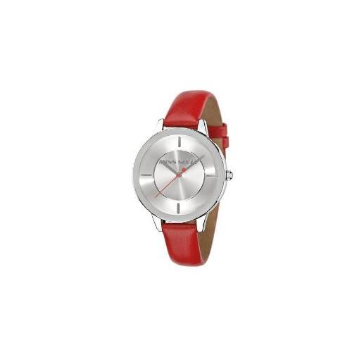 Miss Sixty ミスシックスティー Women's クオーツ R0751106501 with Leather Strap レディス 女性用 腕時計[並行輸入品]