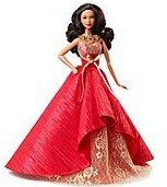 2014 Holiday Barbie Ornament – Heirloom Collection – African American