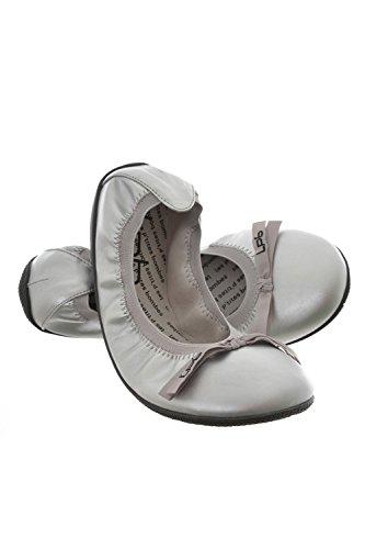 Les p'tites bombes Ballerine ella, colore: grigio, Grigio (grigio), 39 EU