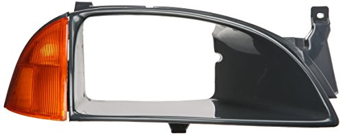 OE Replacement GEO Metro Passenger Side Headlight Door (Partslink Number GM2513186) (Geo Metro Headlight Door compare prices)