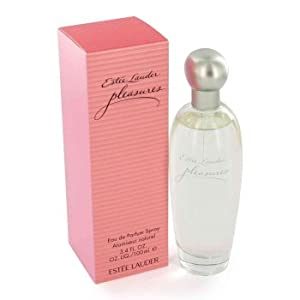 Pleasures By Estee Lauder Womens Eau De Parfum (EDP) Spray 3.4 Oz