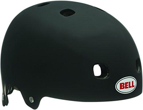 Bell Segment Multi-Sport Helmet (Matte Black, Large)