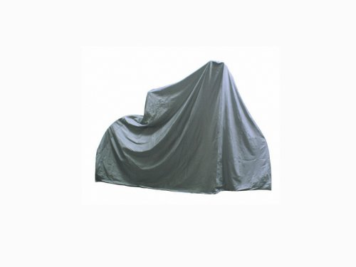 Sunlite Heavy Plastic Bike Cover - 1