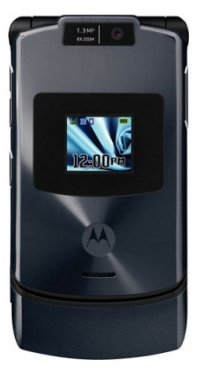 Motorola MOTORAZR V3xx - Cellular phone - GSM - folder (flip)