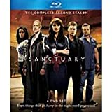 echange, troc  - Sanctuary: Complete Second Season [Blu-ray]
