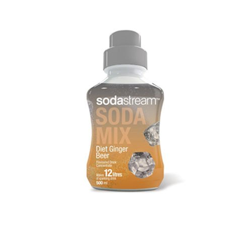 how to make ginger beer with sodastream