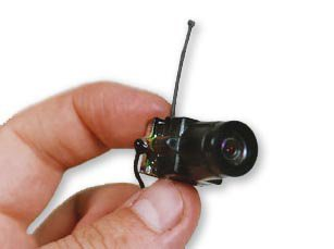 Eyecam 2.4GHz Color Micro Wireless Video Came...