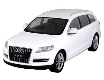 MJX 8543 1:14 3-Channel Rechargeable RC Audi Q7 Car (White)