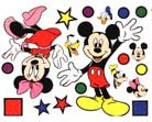 Discontinued Mickey For Kids Jumbo Stick-Ups - 1