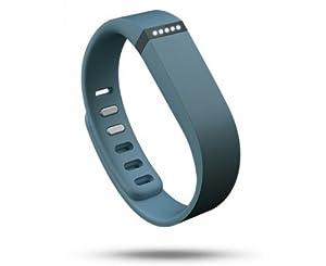 Fitbit Bracelet électronique sans fil Flex gris Slate