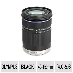 Olympus M.Zuiko 40-150mm f/4.0-5.6 R Micro ED Digital Zoom Lens