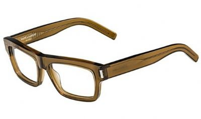 Yves Saint Laurent Yves Saint Laurent Yves 2 Eyeglasses-0K7M Brown-52mm