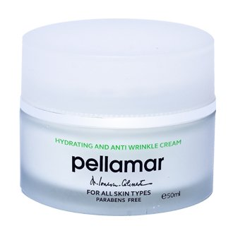Pellamar Aminopower Hydrating And Anti-Wrinkle Cream (Parabens Free)