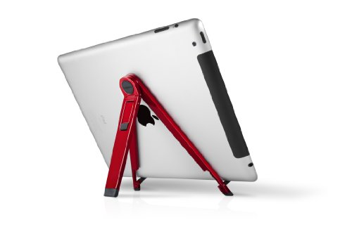 Twelve South Compass, Portable Stand for 1st, 2nd, 3rd, and 4th Generation iPad-Red(12-1108)