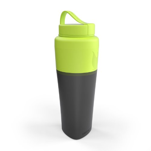 Light My Fire Collapsible Pack-Up Water Bottle, Lime
