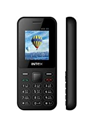 Intex Eco 105 With Auto Call Recording (Dual Sim) (Grey) Eco 105 With Auto Call Recording (Dual Sim) (Grey)