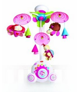 Game / Play Tiny Princess - Tiny Love Soothe 'N Groove Mobile, Center, Tiny, Love, Princess, Cot, Mobile, Soothe Toy / Child / Kid