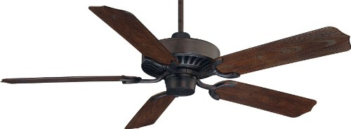 Savoy House 52-SGO-5WA-13 Lancer 52-Inch Ceiling Fan, English Bronze Finish with Outdoor Rated Walnut Blades (Savoy House Outdoor Ceiling Fan compare prices)