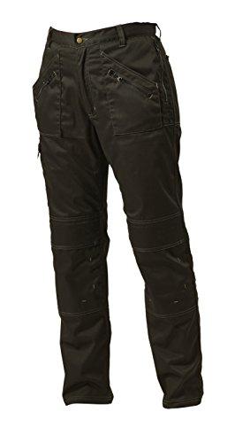 Apache - Pantaloni da lavoro Action, nero (nero), 38/33 pollici