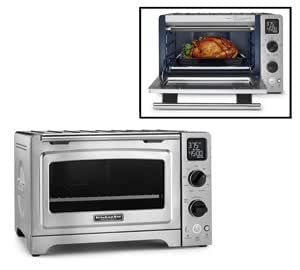Kitchenaid Convection Countertop Oven Accessories : ... kitchen kitchen dining small appliances ovens toasters convecton ovens