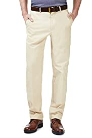 Big & Tall Pure Cotton Flat Front Trousers