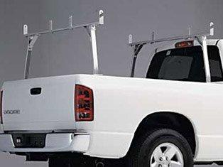 Hauler Racks Universal Removable Aluminum Truck Rack - Fits Full-Size Trucks (6.5ft.-8ft. Bed), Model# ULTRAHDFULL-1 (Removable Truck Bed Rack compare prices)