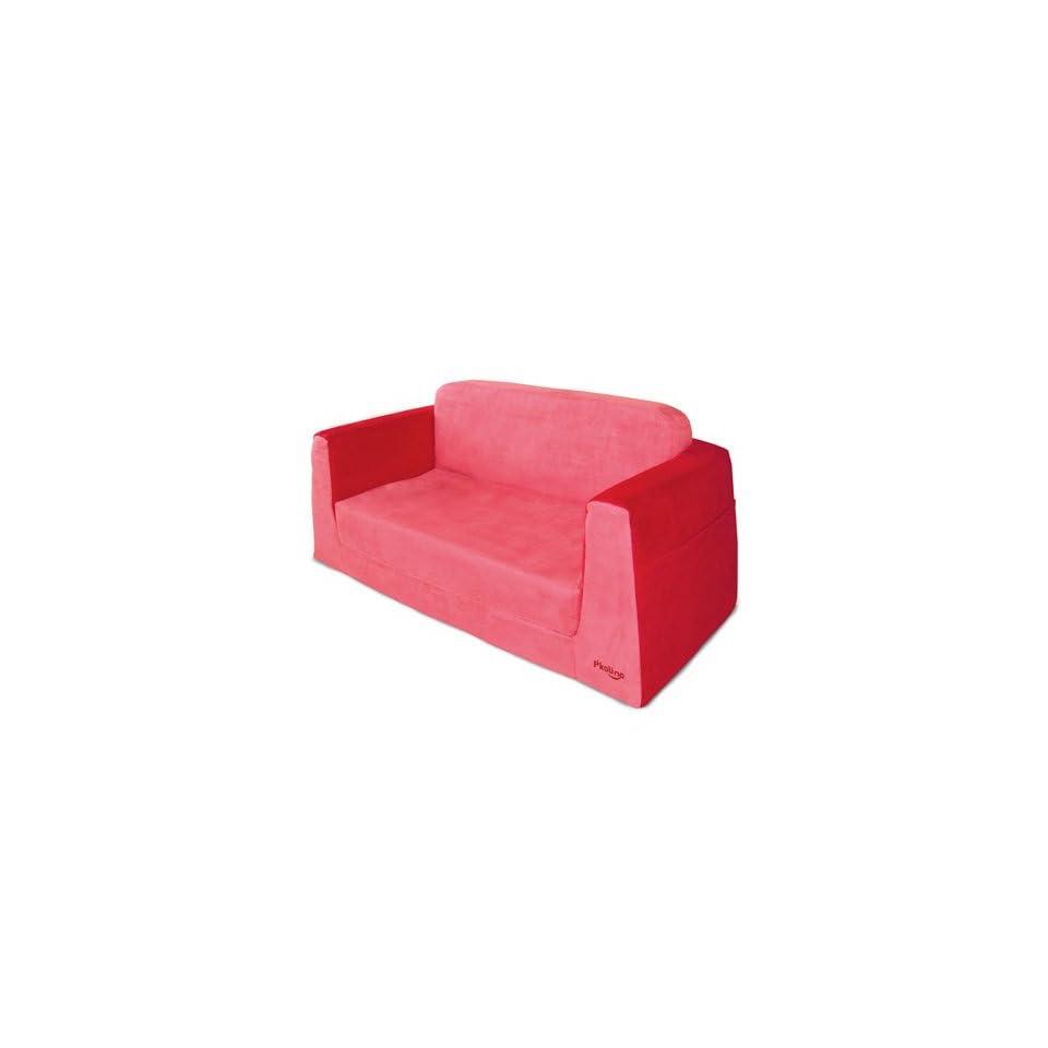 Amazing Pkolino Little Reader Sofa Red On Popscreen Download Free Architecture Designs Sospemadebymaigaardcom