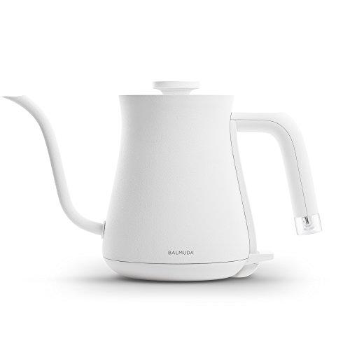 バルミューダ 電気ケトル BALMUDA The Pot K02A-WH(ホワイト)