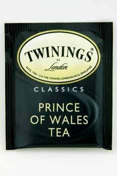 Twinings Of London Prince Of Wales Tea Case Pack 120