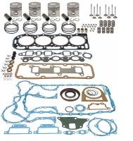 Tisco - Ford Tractors 5000 Overhaul Kit. Part No Eokf2563D-Lcb
