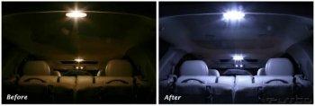 Putco Premium Lighting 980007 Led Dome Light