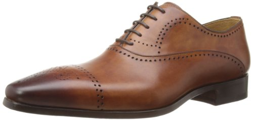 Magnanni Mens Pollenca Oxford 15994 Cognac 10 UK, 44 EU