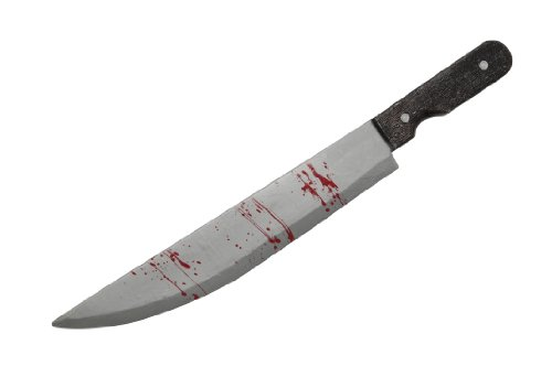 The Walking Dead Costume Accessory Bloody Cleaver