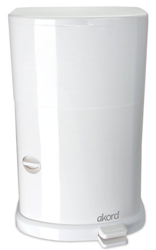 Akord Incontinence Disposal Pail- Xl front-998597