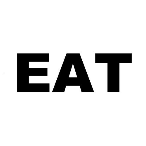 Ohio Wholesale Everyday Collection EAT Letters, Set of 3 (Eat Letters For Kitchen compare prices)