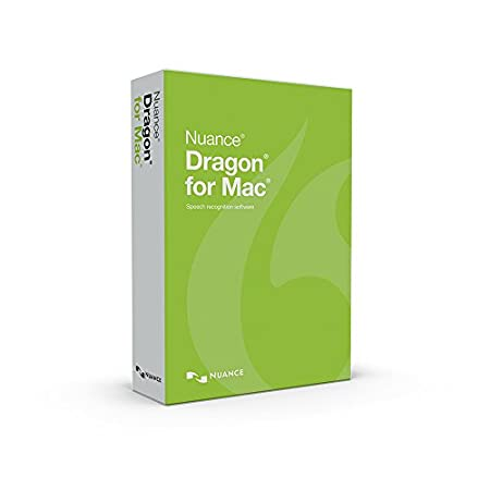 Dragon for MAC 5.0, US ENGLISH