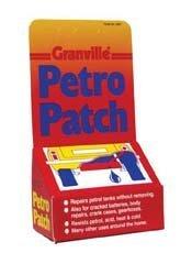 Petro patch Metal fuel tank repair