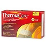 Therma Care Thermacare Air Activated 2 Lower Back & Hip Heatwraps - Flexible Belt Fits Sizes L-Xl