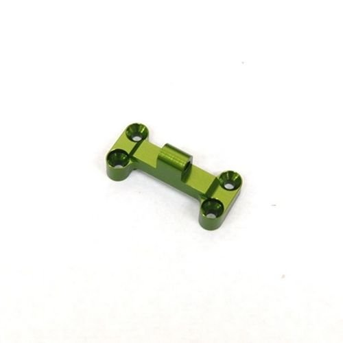 ST Racing Concepts STA80093FG Aluminum Heavy Duty Front Bumper Mount for The Exo Buggy, Green