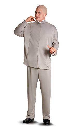 5431 (XL 42-46) Dr Evil Costume ()